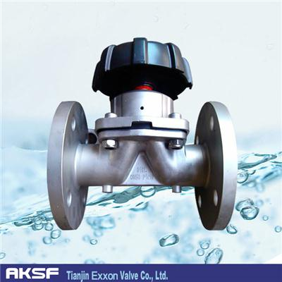Handle Diaphragm Valve