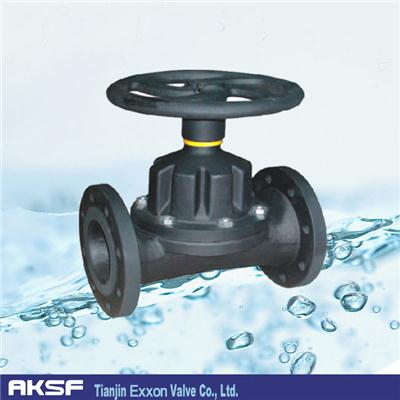 Cast Iron Diaphragm Valve