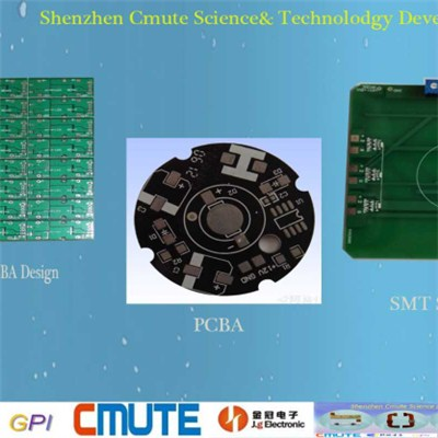 Rigid PCB Design GPI-PCBA-002