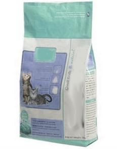 Plastic Heavy Duty Pet Food Bags