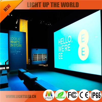 P2.5 indoor rental led screen