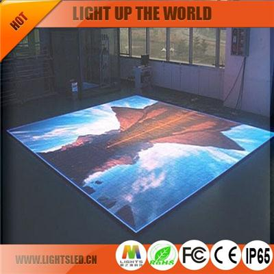 P5 floor tile led screen hire