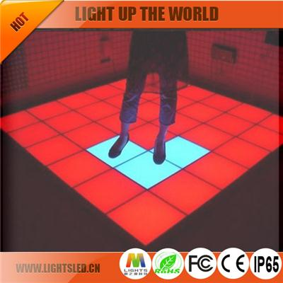 P6 floor tile led screens