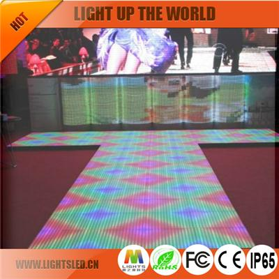 P6.44 floor tile led supplier