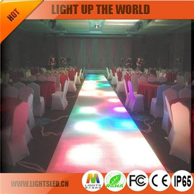 P8 floor led display board