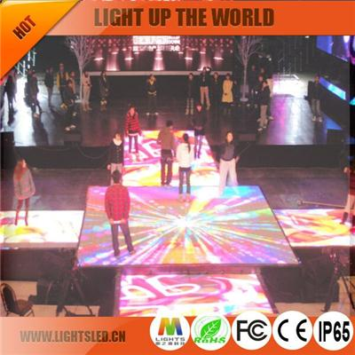 P10.66 floor tile led display distributor