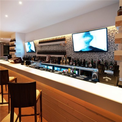 Simply Led Lighting Bar Counters