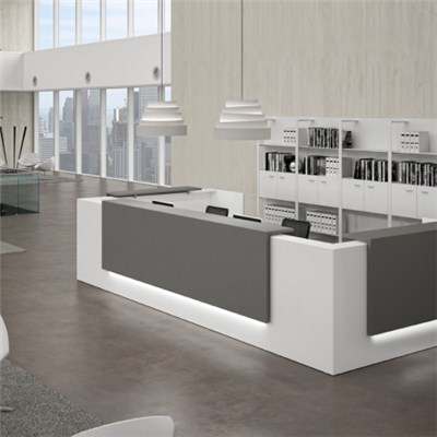 Corian Reception Counter