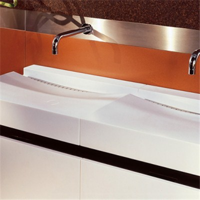 Solid Surface Washing Counter
