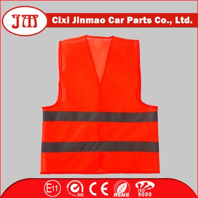 Hi-Vis 120gsm Safety Vest
