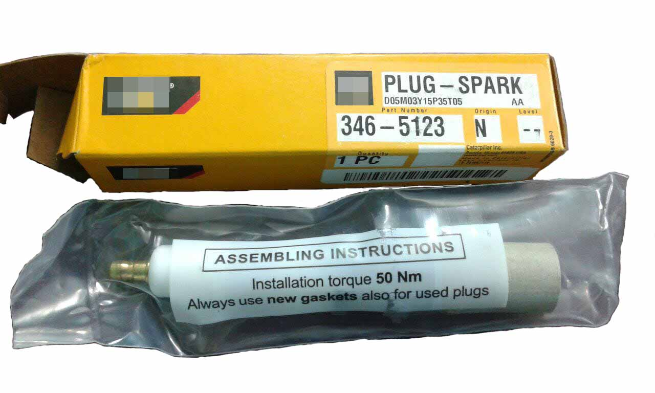 industry spark plug cat 3465123 346-5123