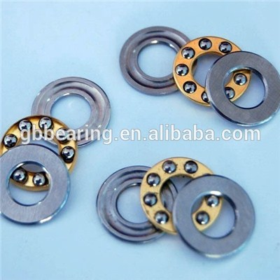 Micro Thrust Bearings