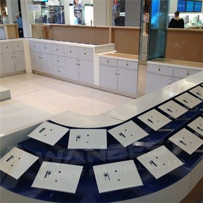 Shopping Mall Exhibition Counter
