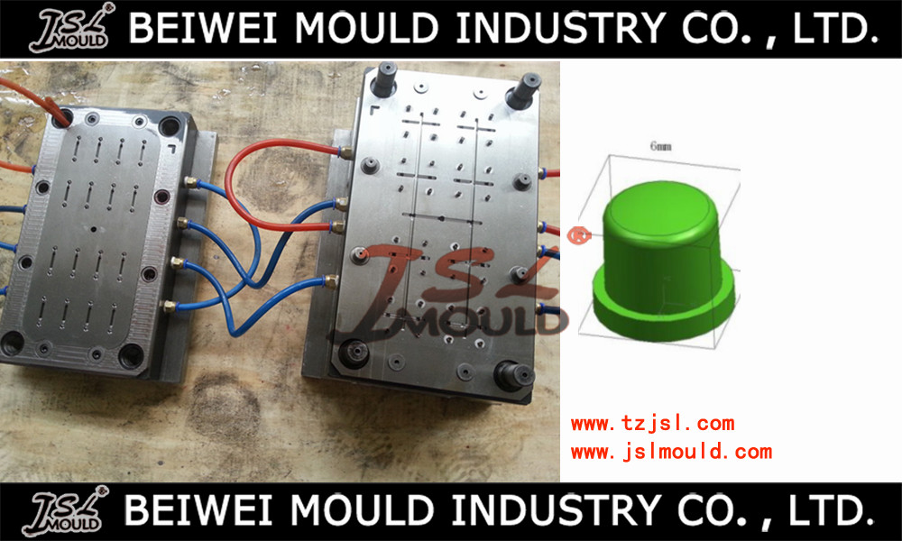 plastic injection button mould