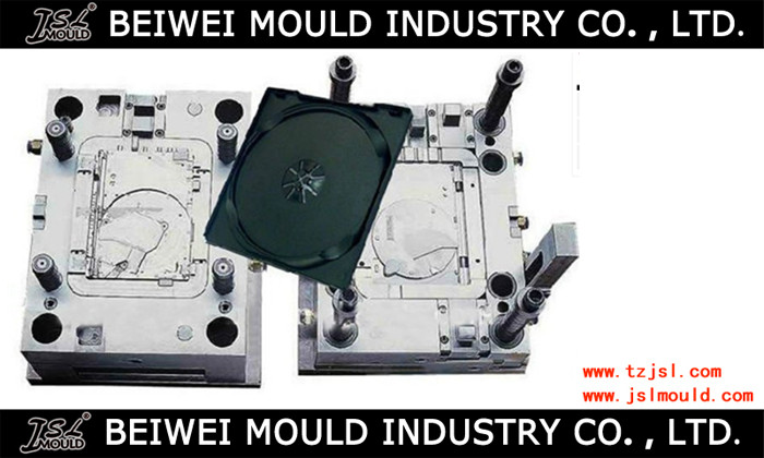 plastic injection CD case mould