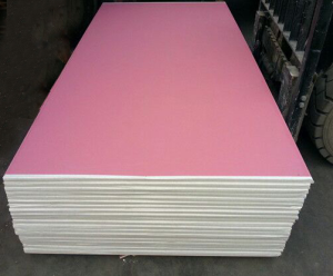 Fire--rated Gypsum Board