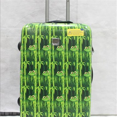 Printed Pc Luggage