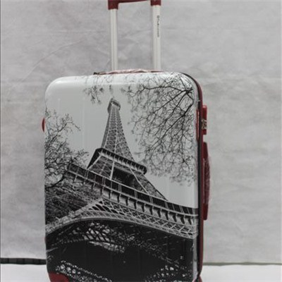 Abs Printed Travel Bags
