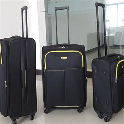 3 Pc Eva Luggage Set