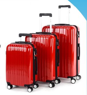3pcs Set Pc Luggage