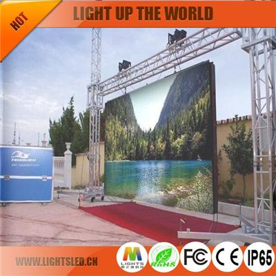 P4.81 led display in china