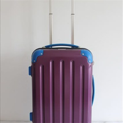 4 Wheels Abs Hard Shell Luggage