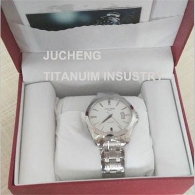 Titanium Mechanical Watch