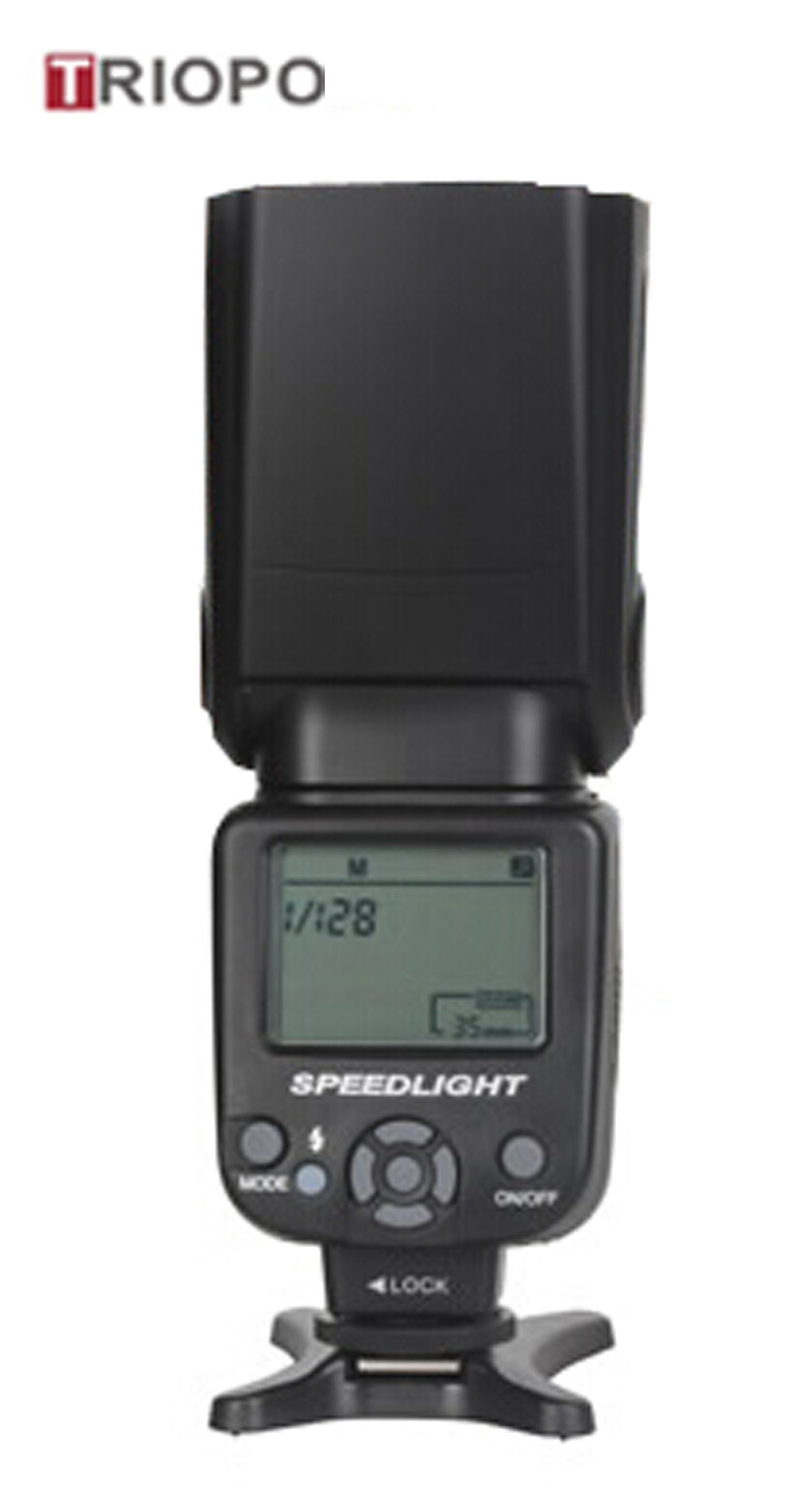 TRIOPO TR-950 camera flash light ,speedlite ,manual flash gun with universal for NIkon and Canon TRIOPO TR-950 camera flash light ,speedlite ,manual flash gun with universal for NIkon and Canon