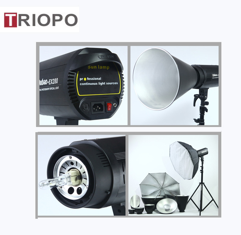 OUBAO 100/200w photo and video led light,studio light,continue light ,photography equipment