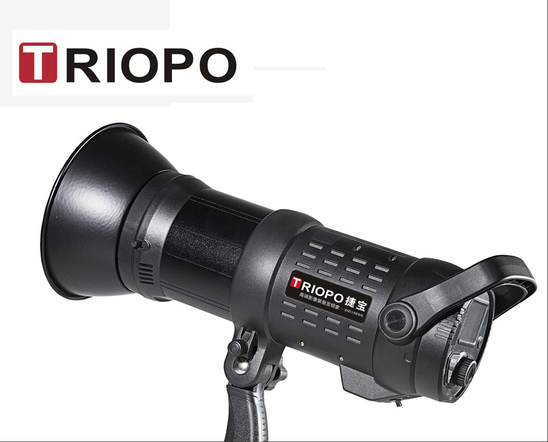 TRIOPO professional TTL wireless outdoor strobe flash light with TTL remote control  and high speed sync 1/8000s compatible with Canon and Nikon