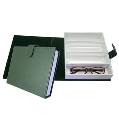 Notebook Leather Sunglasses Box