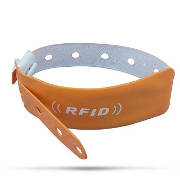 RFID PVC Disposable Wristband HC-PVC1001