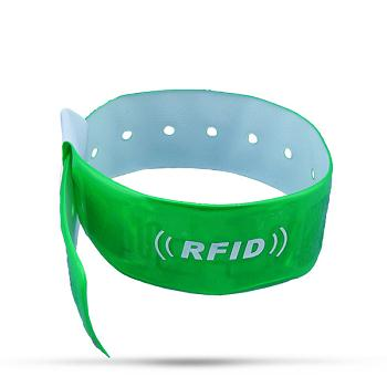 RFID PVC Disposable Wristband HC-PVC1005