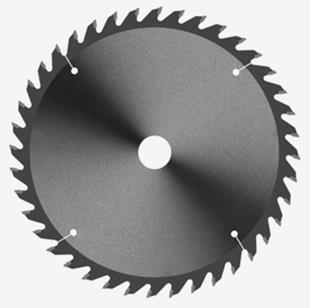 250mm 40 Tooth Cross Cut Saw Blade