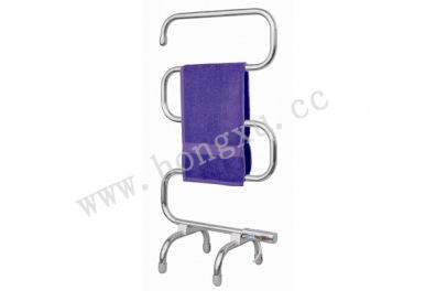 Silver Stainless Steel Electric Towel Warmer