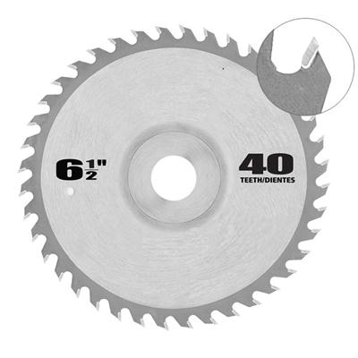 6-1/4 Inch 40 Tooth Saw Blade