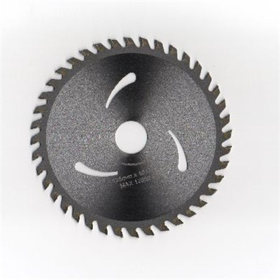 125mm 40 Tooth Thin Kerf Saw Blade