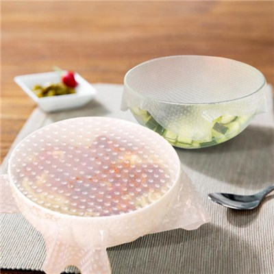 Silicone Food Wrap Film