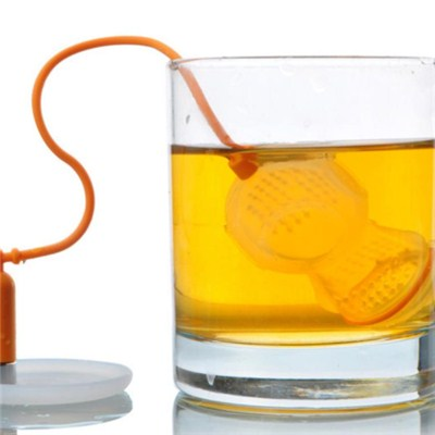 Silicone Diving Man Tea Infuser