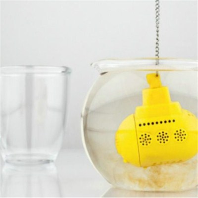 Silicone Submarine Tea Infuser