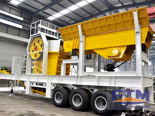Effort of FTM Crusher Company to Predict Risks