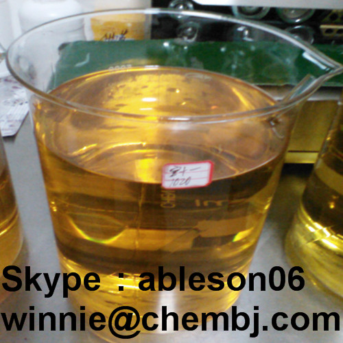 Injectable Semi Finished Steroid Oil Anomass 400