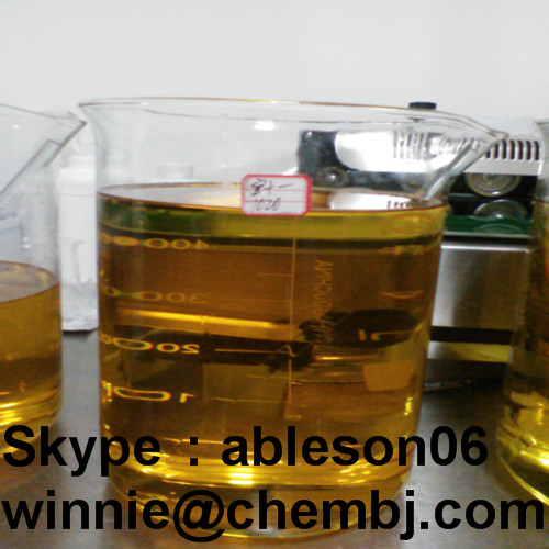 Injectable Semi Finished Steroid Oil Boldenone Undecylenate (Equipoise) 250mg/ml
