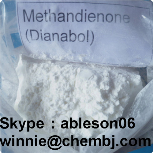 Raw Steroid Dianabol/ Methandienone/ D-bol Powder for Men Muscle Growth