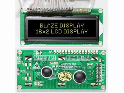 Automotive LCD Displays