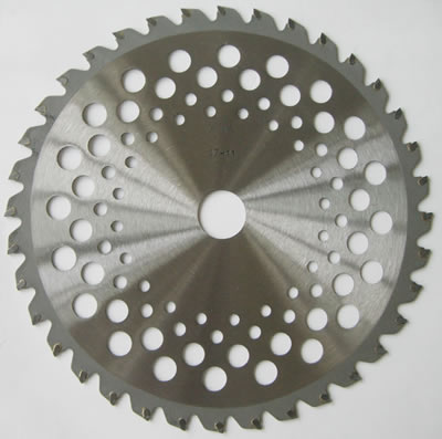 230mm 36 Tooth Grass Saw Blade