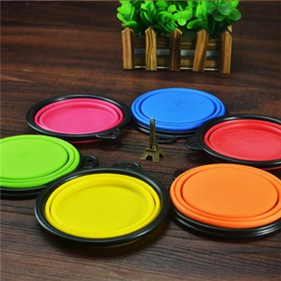 Silicone Pet Food Bowl