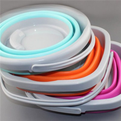Silicone Outdoor Bucket