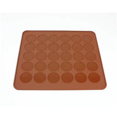 Macaroon Silicone Cake Mold