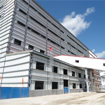 High Rise Steel Structure Workshop